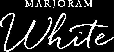 MARJORAM WHITE